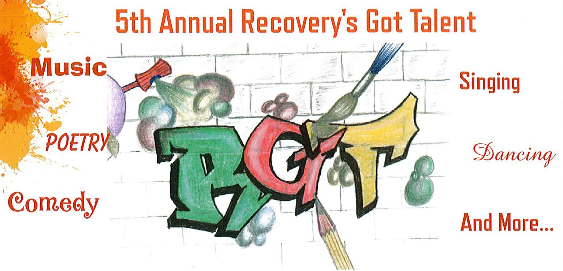 Recovery&#39s Got Talent